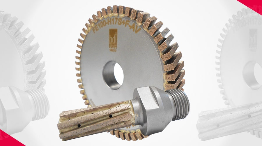 HIGH SPEED WHEELS FOR CNC MACHINES